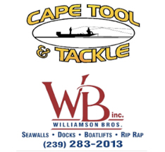 Cape tool and tackle and Williamson Bros